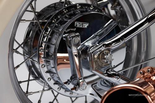 Chrome Factory Trailing Arm
