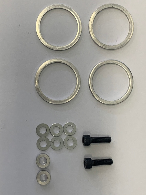 Spacer Kit for BBS02, and HD Bottom Bracket Fitting