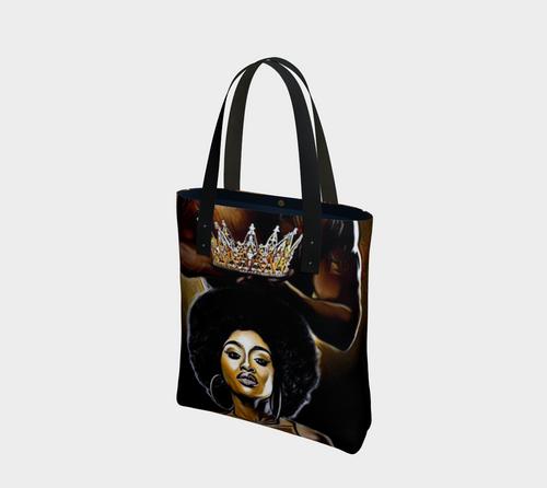Black•Royalty Tote