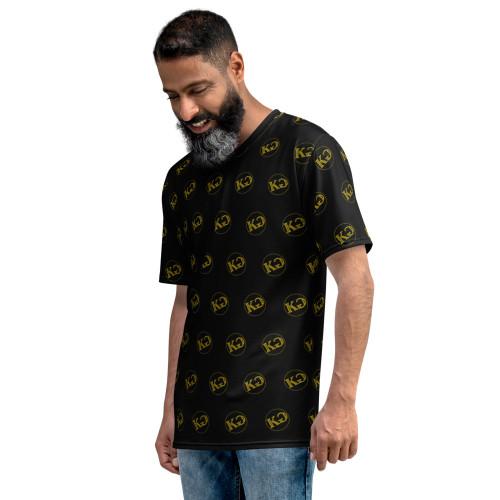 Kemet Genix (KG) Black/Gold T-shirt