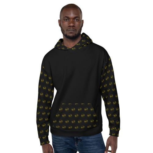 KG Black Hoodie