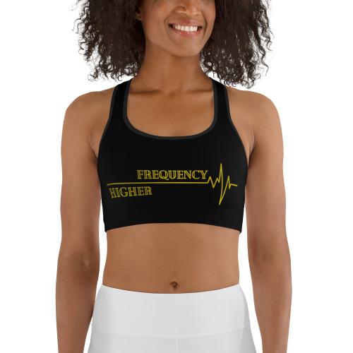 Higher Frequency Sports Bra