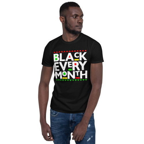Black Every Month Tee