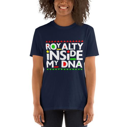 Royalty Inside My DNA Tee