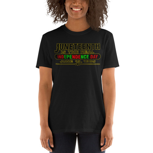 Juneteenth Independence Day Tee