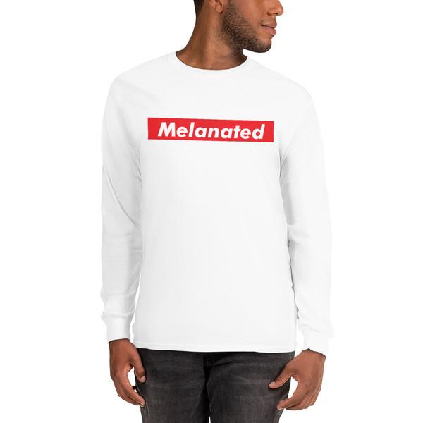 Melanated Long Sleeve Shirt
