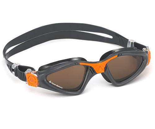 Aqua Sphere Kayenne Polarised Swimming Goggles Side View