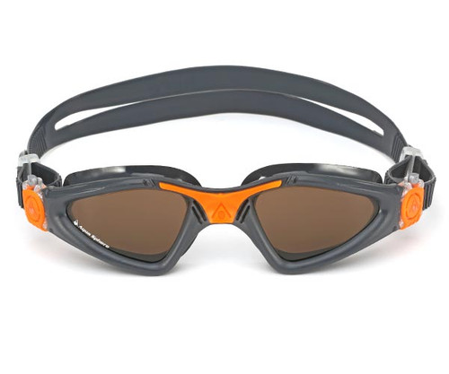 Aqua Sphere Kayenne Polarised Goggles Front View