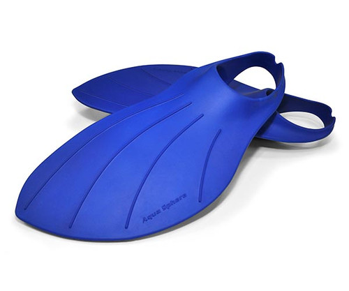 Aqua Sphere Alpha Swim Fins in Blue