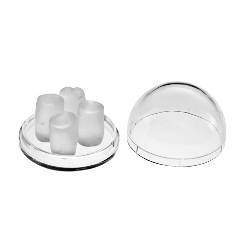 Silicone Ear Plugs (4 pack)