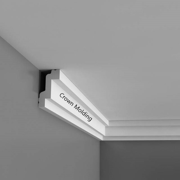 Interior Crown Molding: Height up to 20 Feet, Select to see all options and pricing