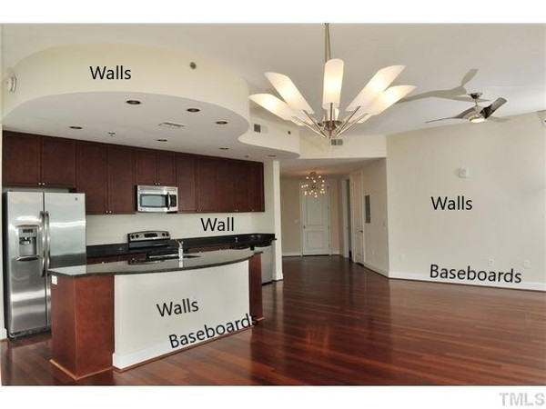"""Interior """"Base Package""""  Select to partially paint your interior."""