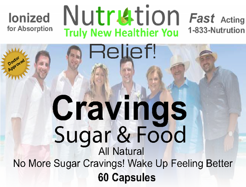 Cravings Relief! Capsules