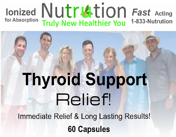 Thyroid Relief! Tablets