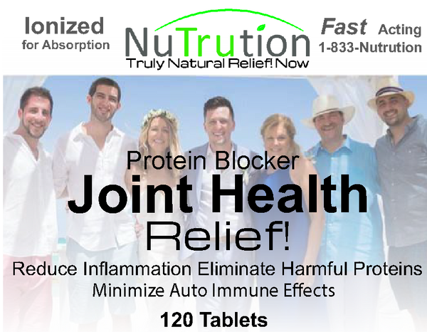 Protein Inhibitor Relief! Tablets