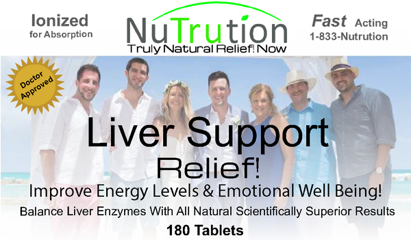 Liver Support Relief!