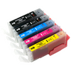 Compatible Canon PGI-550XL/CLI-551XL Ink Cartridge Multipack