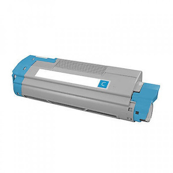 Compatible Oki 44315307 Cyan Toner Cartridge