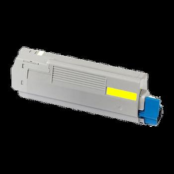 Compatible Oki 44315305 Yellow Toner Cartridge