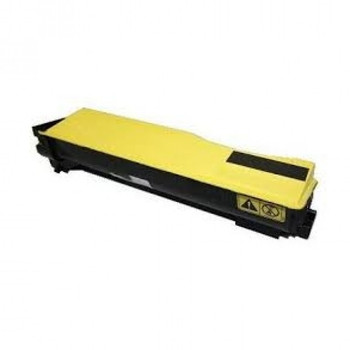 Compatible Kyocera TK-540Y Yellow Toner Cartridge