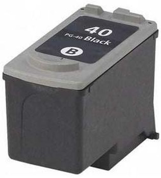 Compatible Canon PG-40 Black Inkjet Cartridge