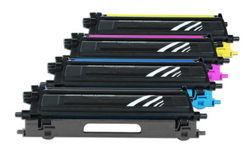 Compatible Brother TN135 Toner Cartridge Value Pack