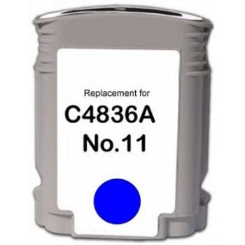 Compatible HP 11 Cyan Inkjet Cartridge