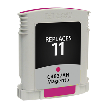 Compatible HP 11 Magenta Inkjet Cartridge