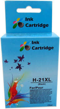 Compatible HP 21XL Black Ink Cartridge C9351CE