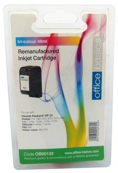 Compatible HP 23 Colour Inkjet Cartridge