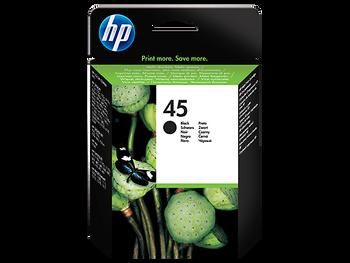 Genuine HP 45XL Black Inkjet Cartridge (42ml) 51645AE