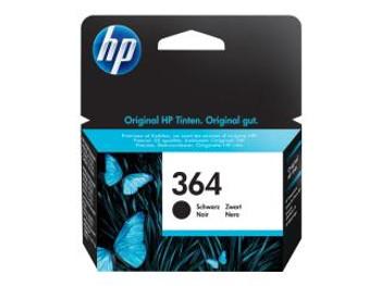 Genuine HP 364 Black Inkjet Cartridge CB316EE