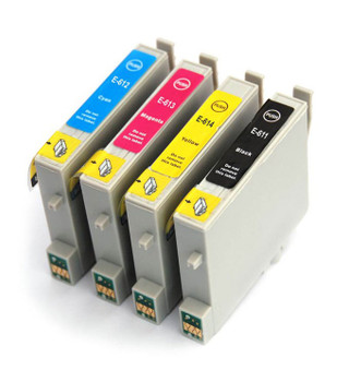 Compatible Epson T0615 Inkjet Cartridge Multipack