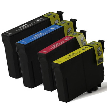 Compatible Epson 18XL (T1816) Ink Cartridge Multipack