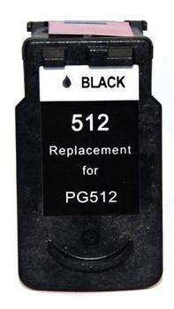 Compatible Canon PG-512 Black Inkjet Cartridge