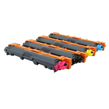 Compatible Brother TN241 - TN245 BCMY Toner Multipack