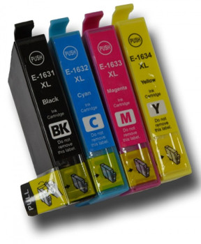 Compatible Epson 16XL (T1636) Inkjet Cartridge Multipack