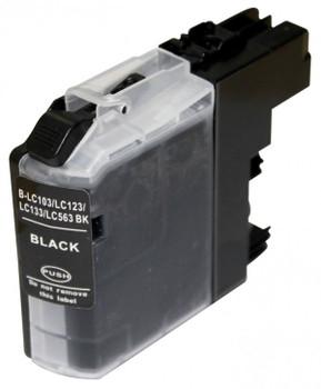 Compatible Brother LC123BK Black Inkjet Cartridge