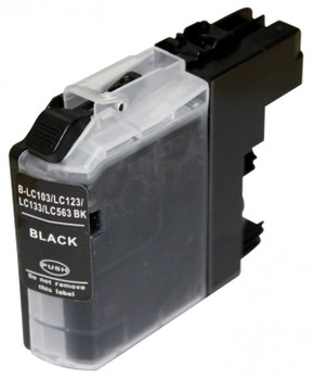 Compatible Brother LC123BK Black Inkjet Cartridge