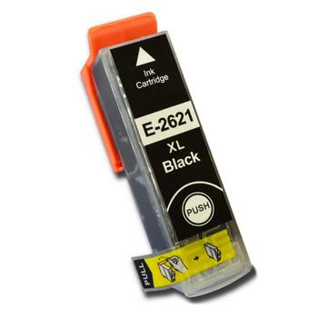 Compatible Epson 26XL (T2621) Black Inkjet Cartridge