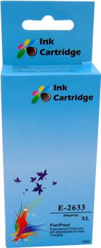 Compatible Epson 26XL (T2633XL) Magenta Inkjet Cartridge