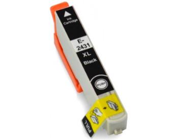 Compatible Epson 24XL (T2431) Black Inkjet Cartridge