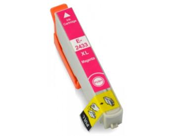 Compatible Epson 24XL (T2433) Magenta Inkjet Cartridge