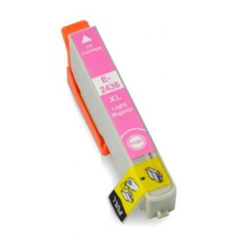 Compatible Epson 24XL (T2436) Light Magenta Inkjet Cartridge