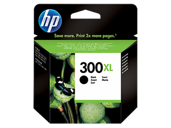 Genuine HP 300XL Black Inkjet Cartridge CC644EE