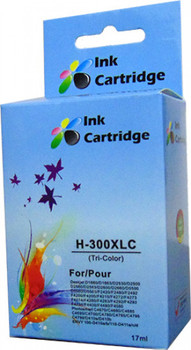 Compatible HP 300XL Colour Inkjet Cartridge