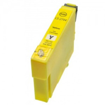Compatible Epson 27XL (T2714) Yellow Inkjet Cartridge