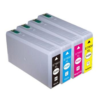 Compatible Epson 79XL (T7905) Multi Pack Inkjet Cartridges