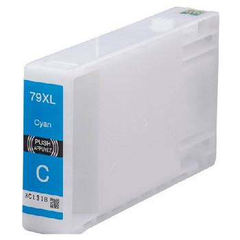 Compatible Epson 79XL (T7902) Cyan Inkjet Cartridge