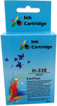 Compatible HP 338 Black Inkjet Cartridge
